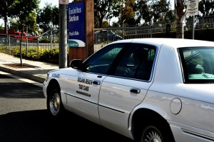 san diego airport taxi cab
